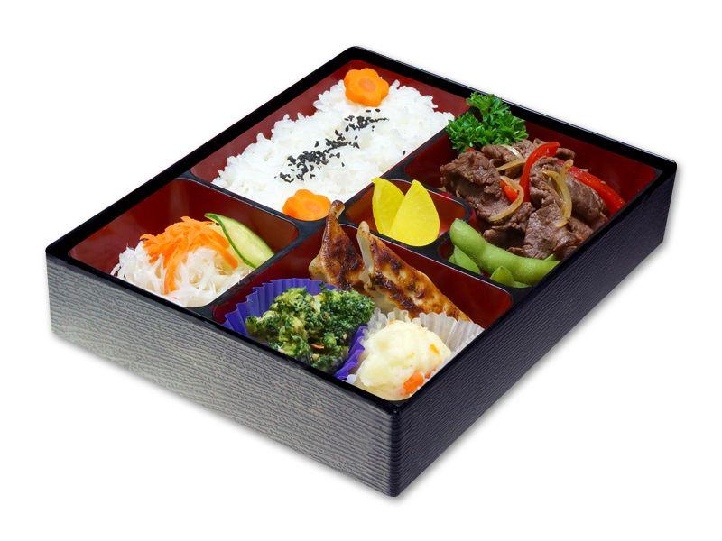 yakiniku bento ma bento livraison de bentos japonais dans le 92 puteaux courbevoie. Black Bedroom Furniture Sets. Home Design Ideas
